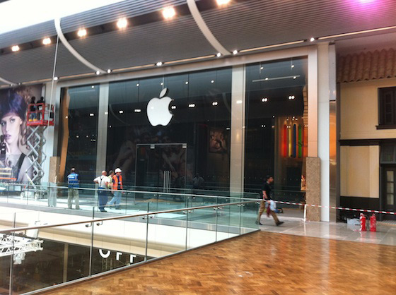 Apple Retail Store no Reino Unido