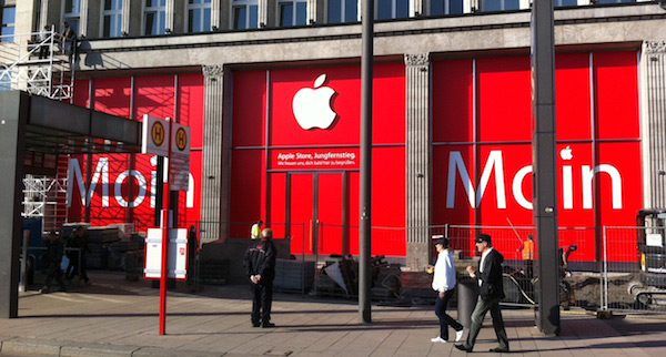 Apple Retail Store na Alemanha