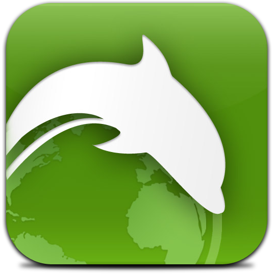Ícone - Dolphin Browser HD