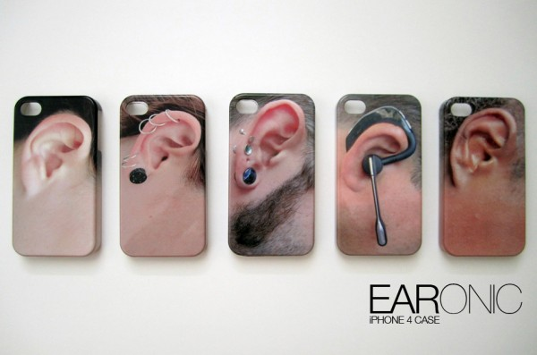 EARonic iPhone 4 cases
