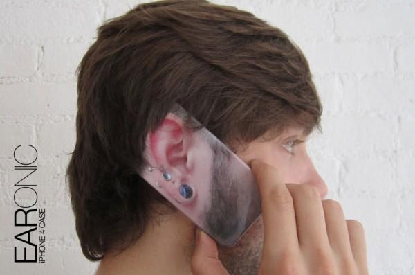 EARonic iPhone 4 cases