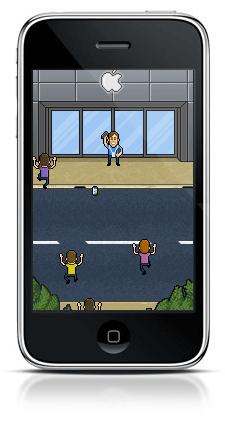Phonestory no iPhone