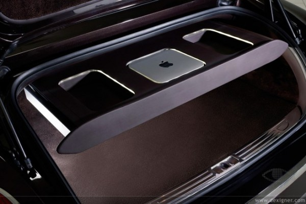 Mac mini — Bentley Mulsanne