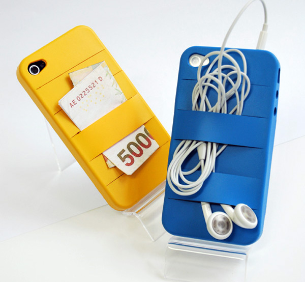 Elasty iPhone 4 case