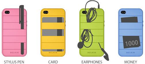 Elasty iPhone 4 case