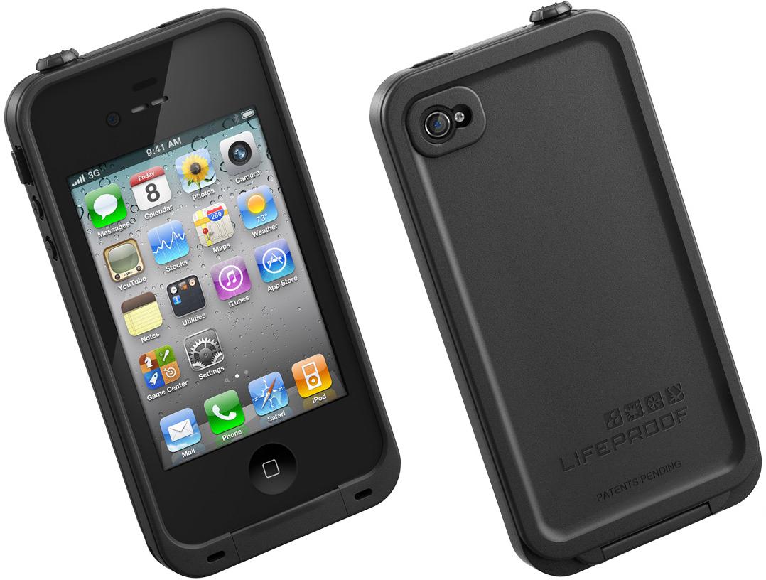 Case da LifeProof para iPhone 4