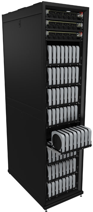 Rack da Mac Mini Vault