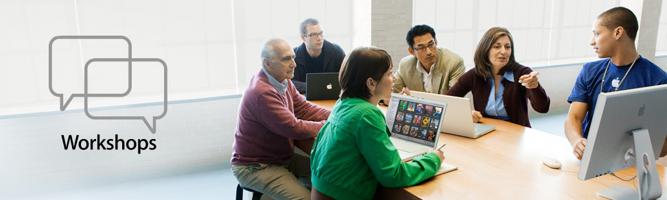 Workshop —Apple Retail Store