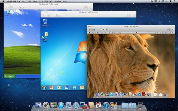 VMware Fusion 4 para Mac