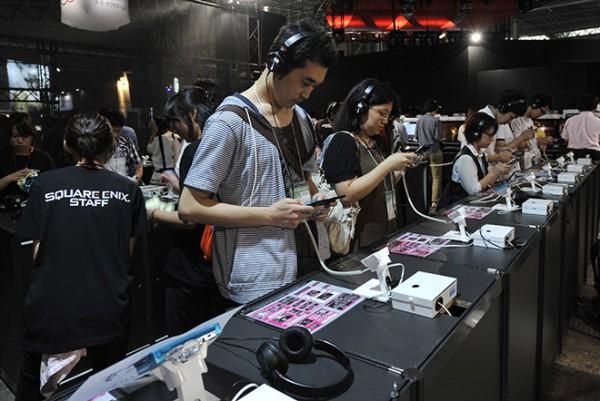 TOKYO GAME SHOW 2011