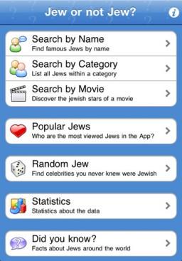 Jew Or Not Jew?