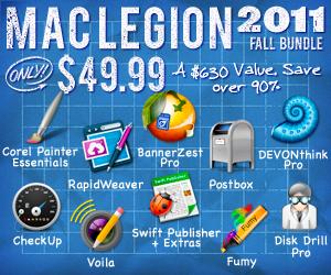 MacLegion Fall Bundle 2011