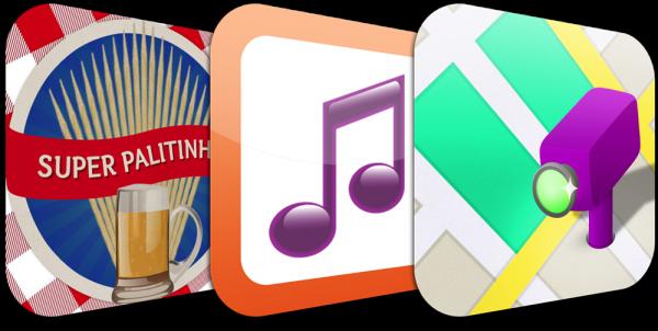 Ícones - apps da cac.to