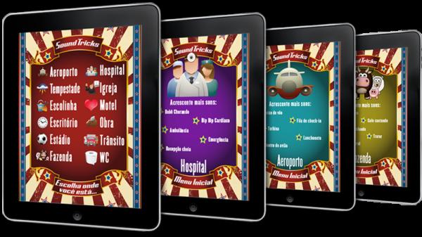 SoundTricks - iPads
