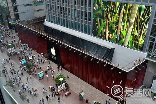 Nova Apple Retail Store de Xangai