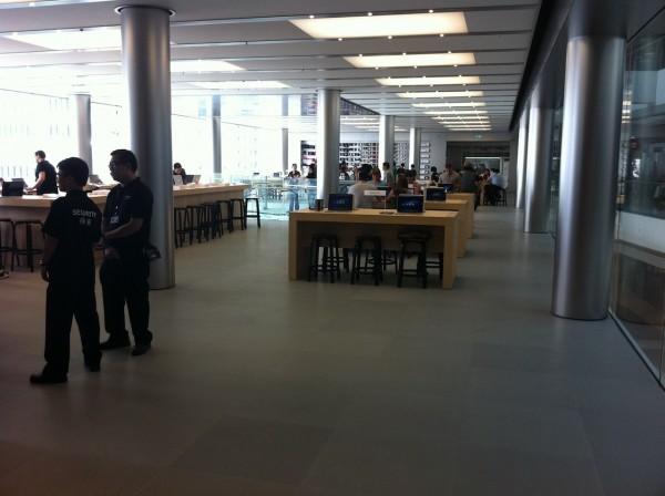 Apple Retail Store de Hong Kong