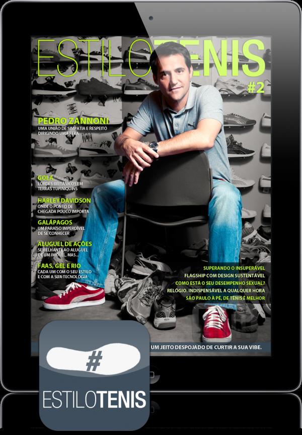 Revista ESTILOTENIS - iPad