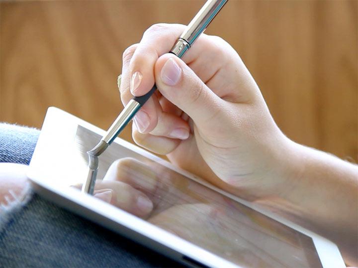 Sensu Brush para iPad