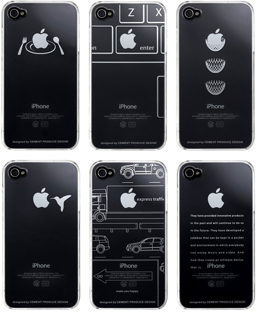 iTattoo Snap Case for iPhone 4