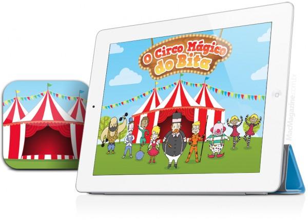 O Circo Mágico do Bita - iPad