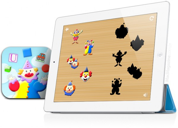 Drag And Match - iPad