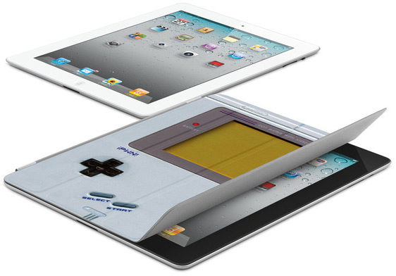 LOOTIFUL - 'World 4' iPWN! Smart Cover for iPad 2