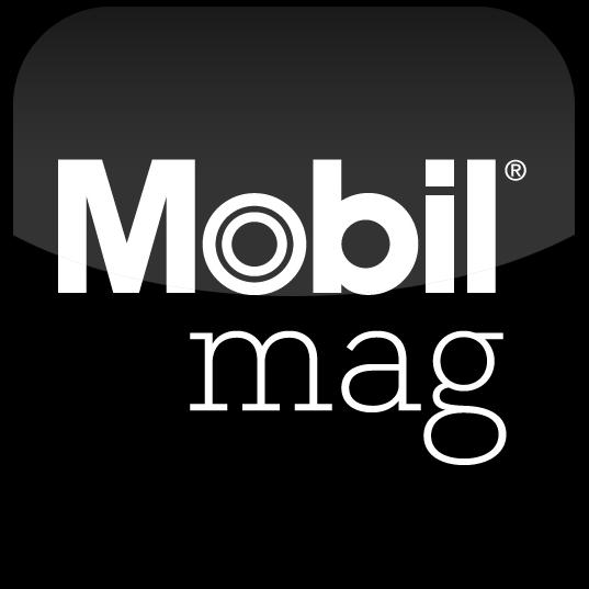 Ícone - Mobil mag