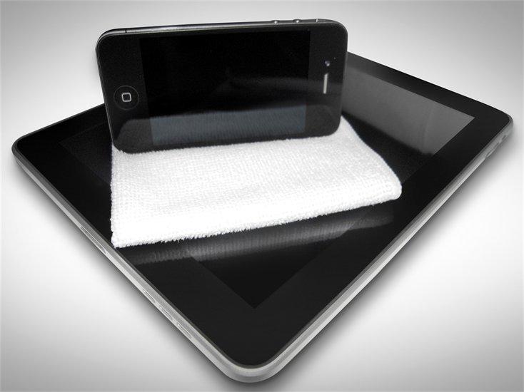 MOBiLE CLOTH com iPad e iPhone
