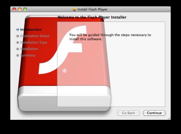 flashback - malware para Mac