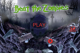 Beat the Zombies - iPhone