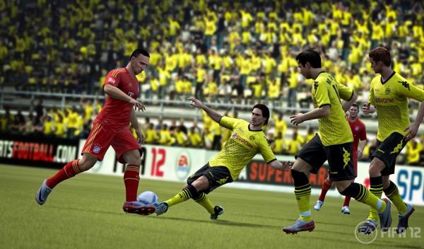 Screenshot de FIFA Soccer 12 para Mac