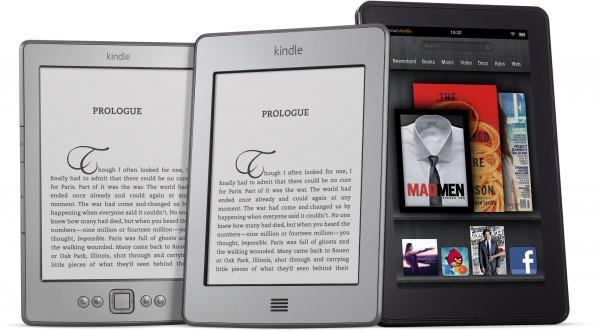 Família de Kindles