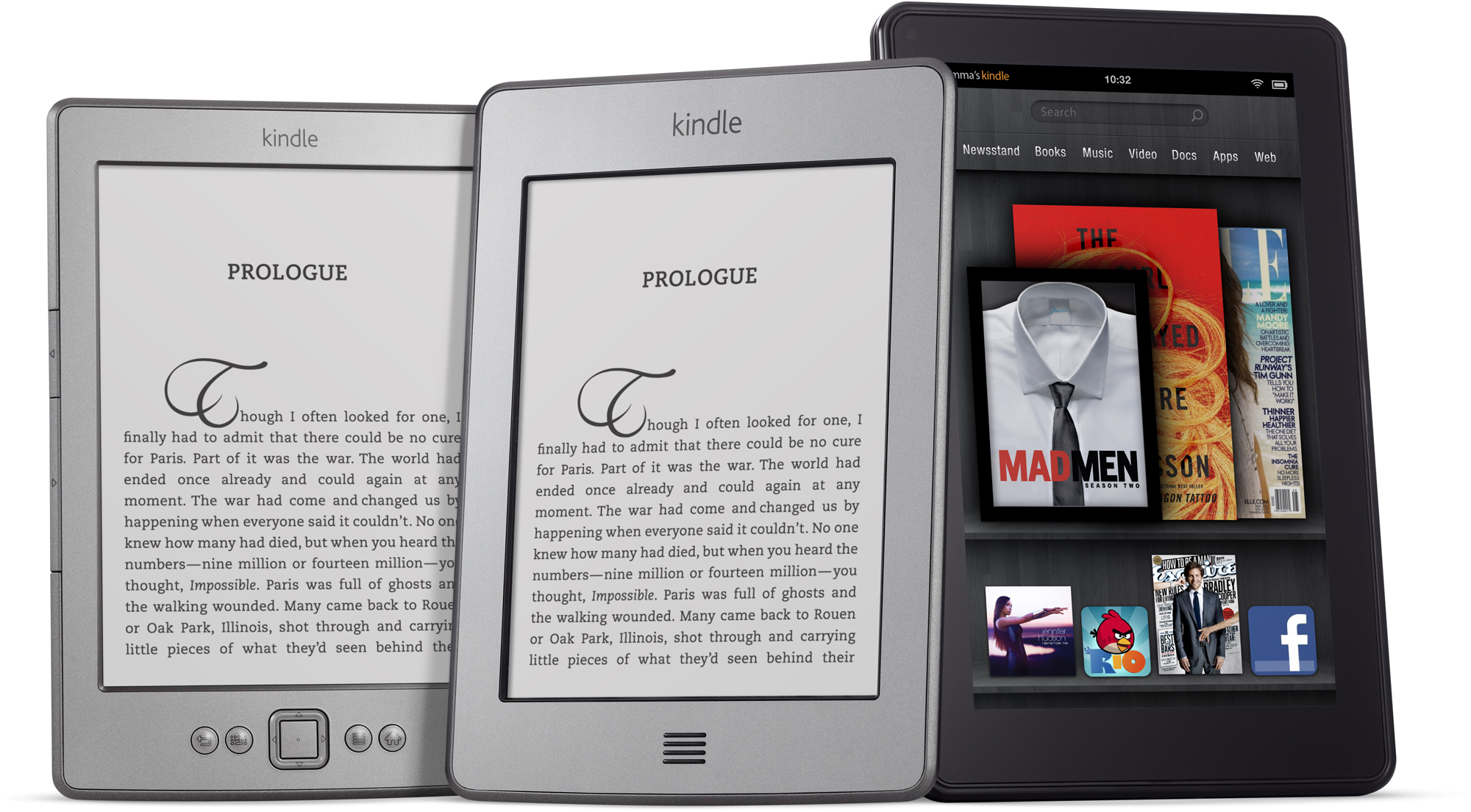 Amazon com espera bater o iPad com o Kindle Fire