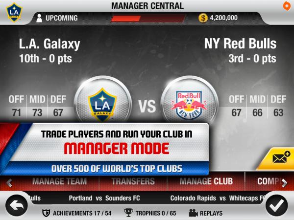 FIFA SOCCER 12 - iPad