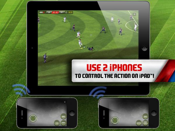 FIFA SOCCER 12 - iPad e iPhones