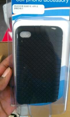Case específica para iPhone 5 nas lojas da AT&T