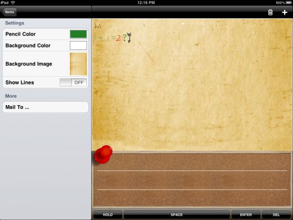 HandWriting Mail Pro HD