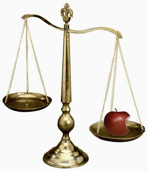 Justiça e Apple