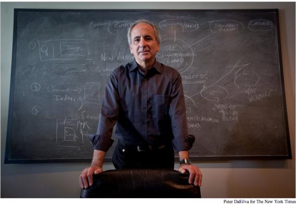 Norman Winarsky, cofundador da Siri