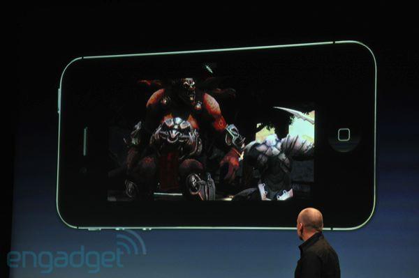 Infinity Blade II - Let's talk iPhone 4S