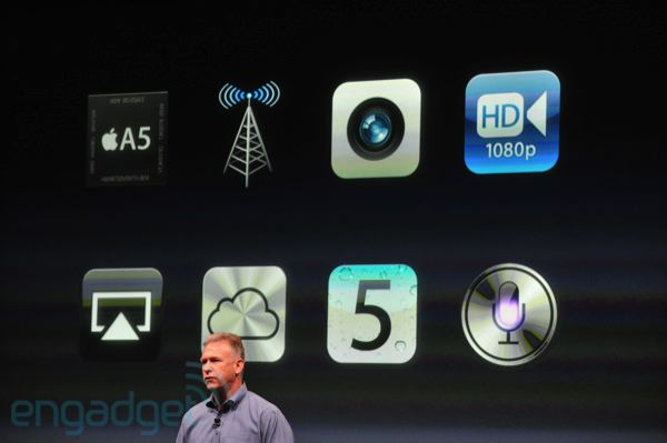 Novidades do iPhone 4S - Let's talk iPhone