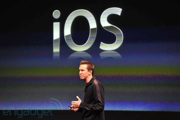Scott Forstall no Let's talk iPhone