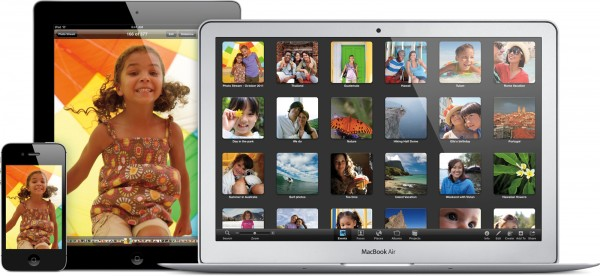 Fotos (Photo Stream) do iCloud