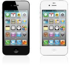 iPhone 4S no site da Apple