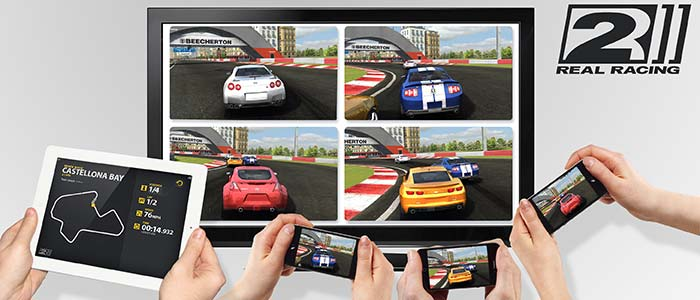 Party Play - Real Racing 2