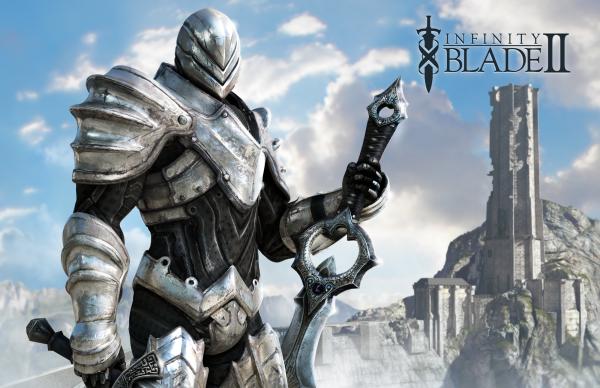 Wallpaper de Infinity Blade II
