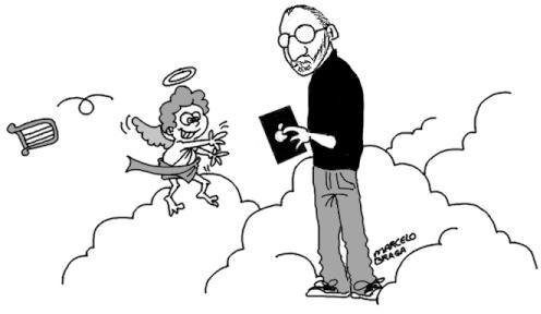 Charge pós-morte de Steve Jobs