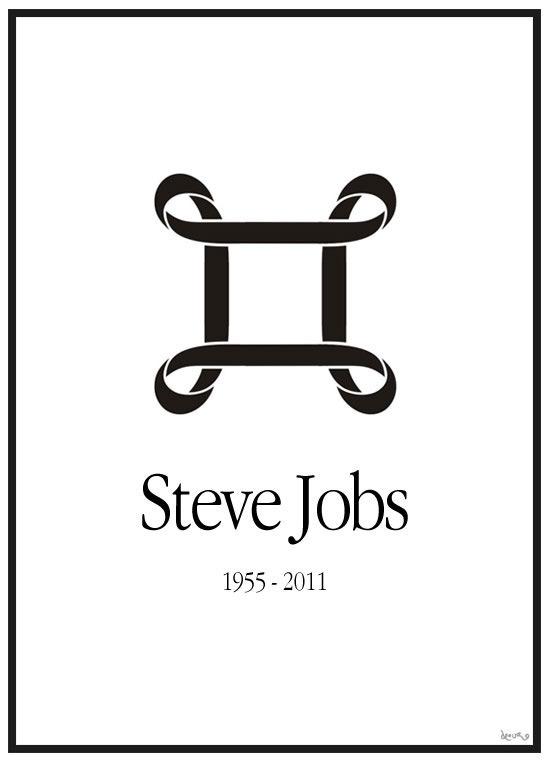 Homenagem a Steve Jobs - Lucas de Ouro