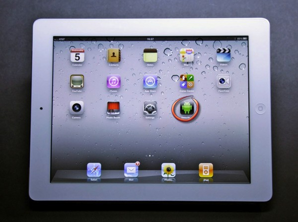 Myriad Alien Dalvik 2.0 no iPad