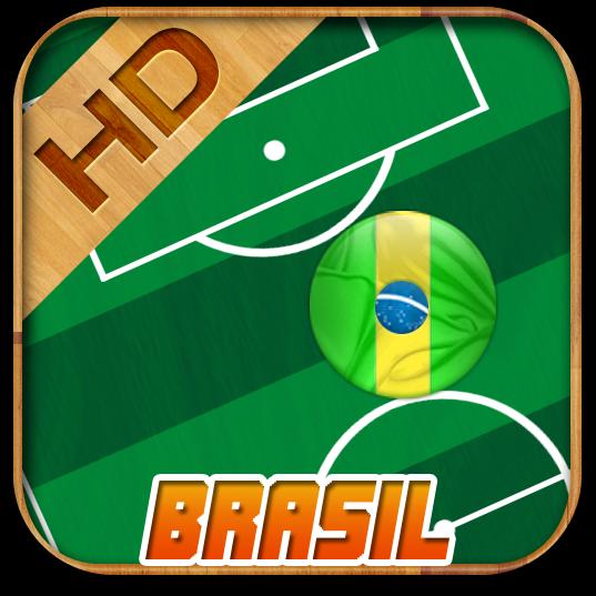 Ícone - Mobits Button Soccer HD